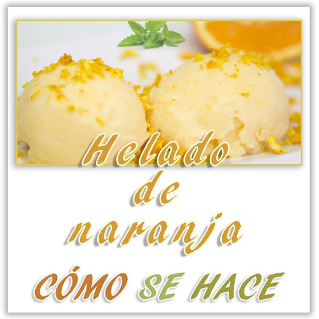 HELADO DE NARAN...