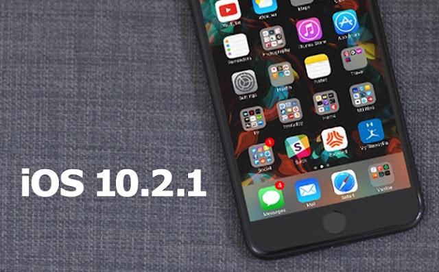 iphone ios 10.2.1 1