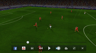 FIFA Mod PES 2018 by Fbrn Android