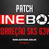 Atualização Patch Cinebox SKS 63w - 11/03/2021