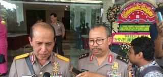 KKB Pakai Senpi Hasil Rampasan Brimob Jaga Freeport Tahun 2015