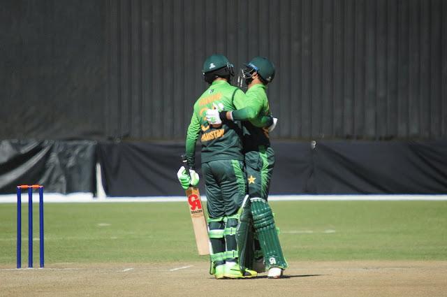 Pakistan's Fakhar Zaman & Imam-Ul-Haq Break All-Time Opening Partnership Record In ODIs