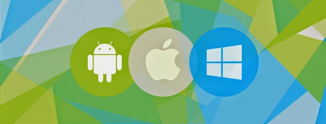 Android iOS Windows Phone - What The Fone!