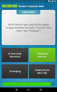 Download game duel otak premium terbaru, bebas iklan!