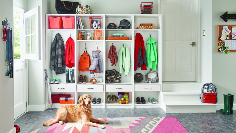 11 Ways to Organize Your Entryway