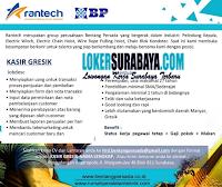 Info Lowongan Kerja Surabaya di CV. Bentang Persada (Rantech) Desember 2019