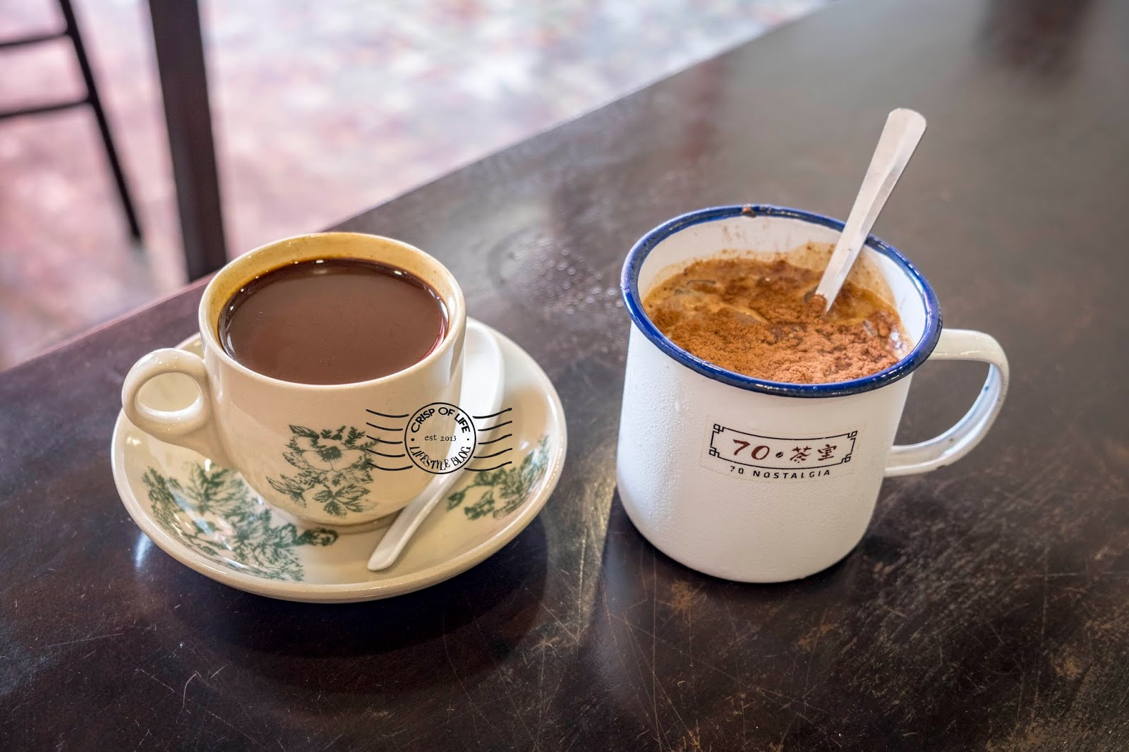 70 茶室 Nostalgia Cafe @ Lebuh Kinta, Penang