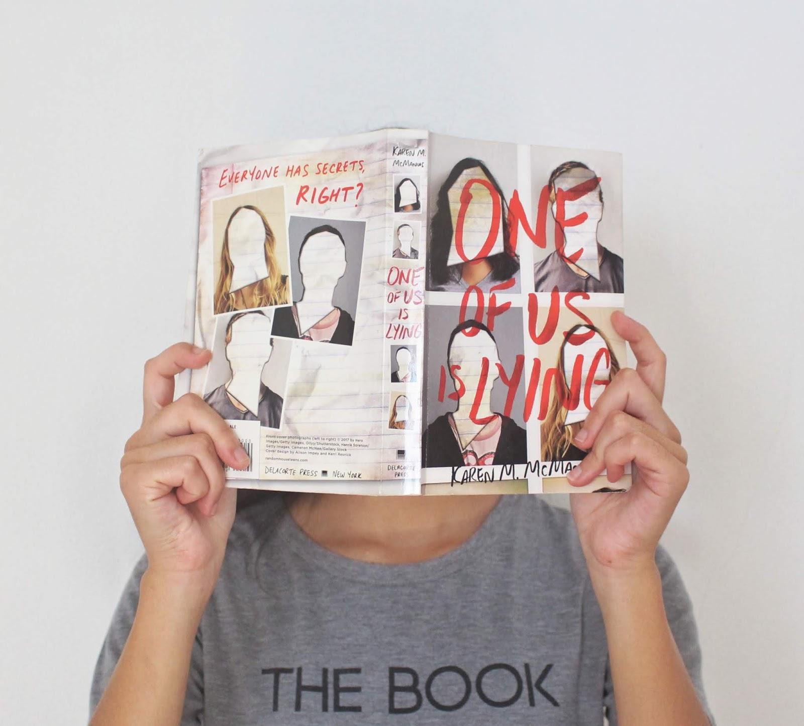 Opinião sobre o livro « Um de Nós Mente»