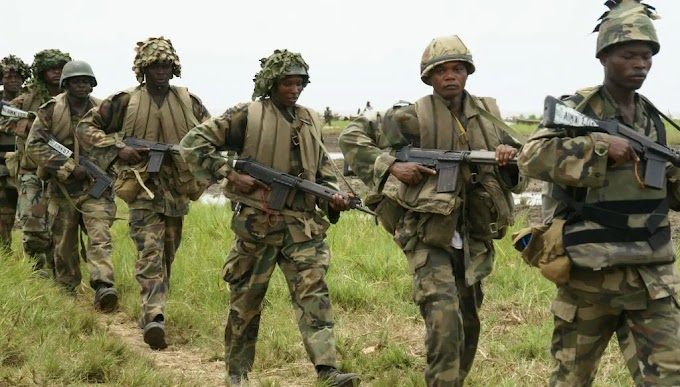 Army allegedly opens fire, kills 70, sets community ablaze in Benue
