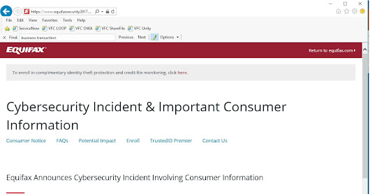 The Morning After: What You Can Do To Protect Yourself After The Equifax Breach