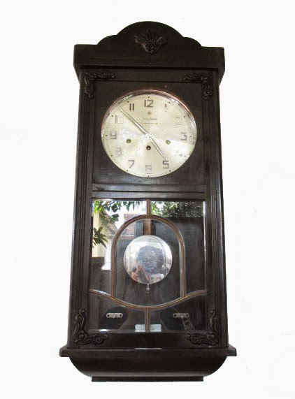 Selamat Datang di Tony s Antiques  Jam Junghans Westminster de Luxe  18 67a440891d
