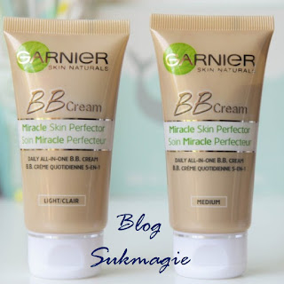Garnier Skin Natural BB Cream Miracle Skin Perfector