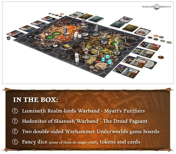 Warhammer underworlds direchasm