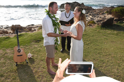 Milo Cove Vow Renewal