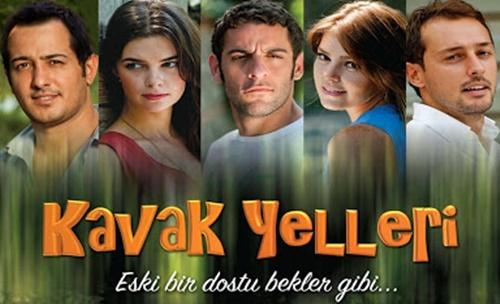 Kavak Yelleri cast