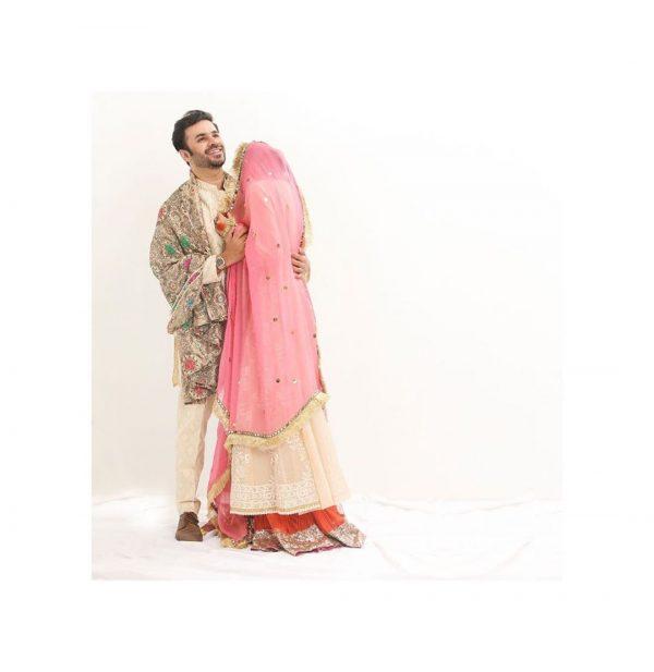 Beautiful Nikkah Pictures of Actor Syed Saim Ali