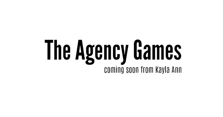 Writing Belle: THE AGENCY GAMES: EXAMINING THE HUMAN
