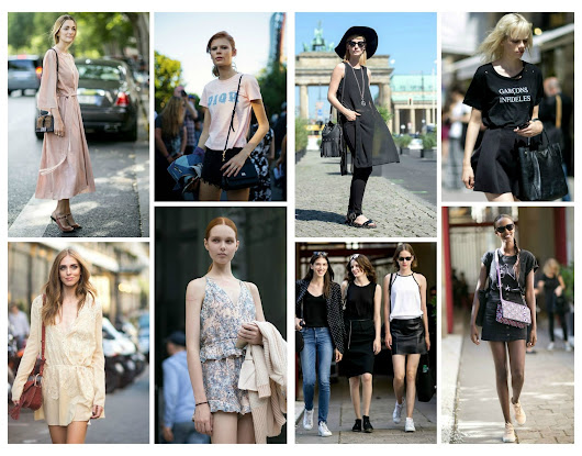 Street Style: Couture collections @ Paris