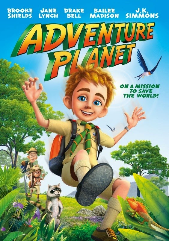 DVD Review - Adventure Planet