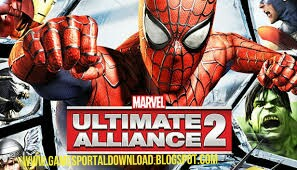 Marvel Ultimate Alliance 2 PSP