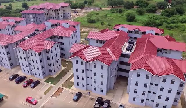 الاستثمار العقاري في غانا