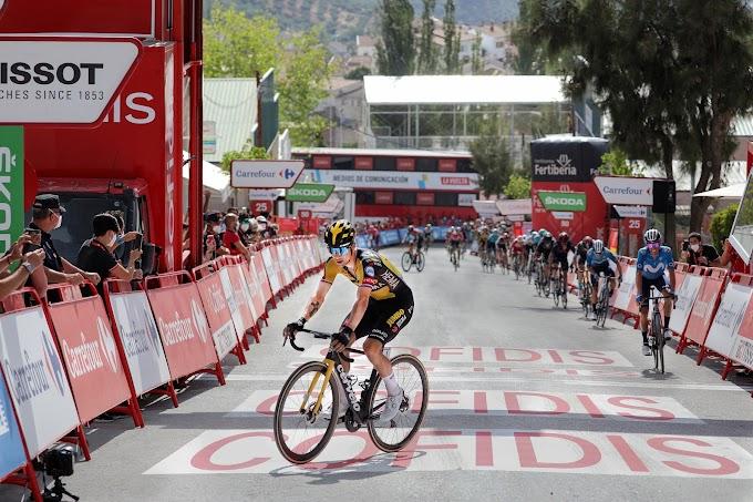 Vuelta a España 2021 - 11ª etapa clasificación