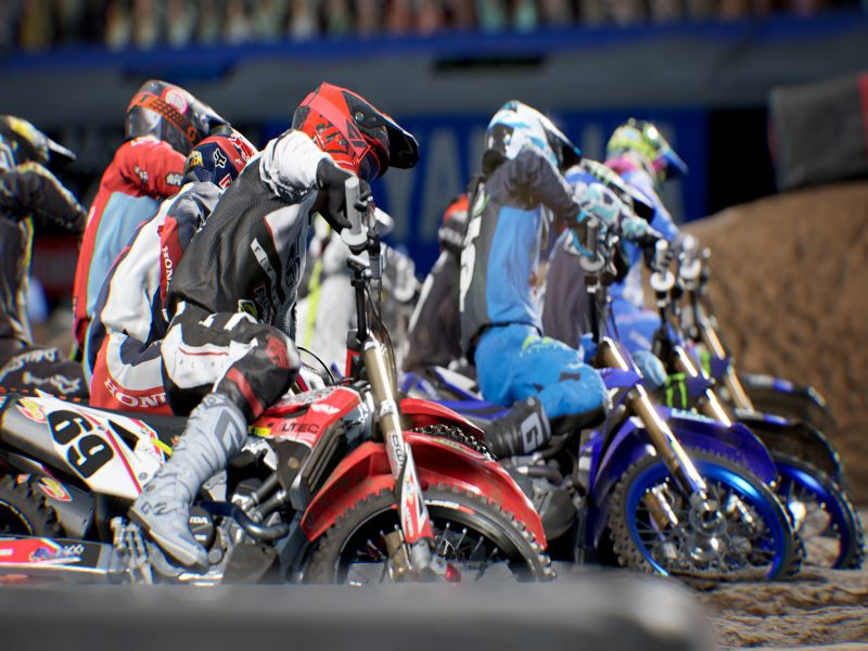 Download Monster Energy Supercross The Official Videogame 4 Free Full Game For PC