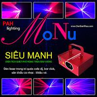 Đèn laser trang trí phòng karaoke