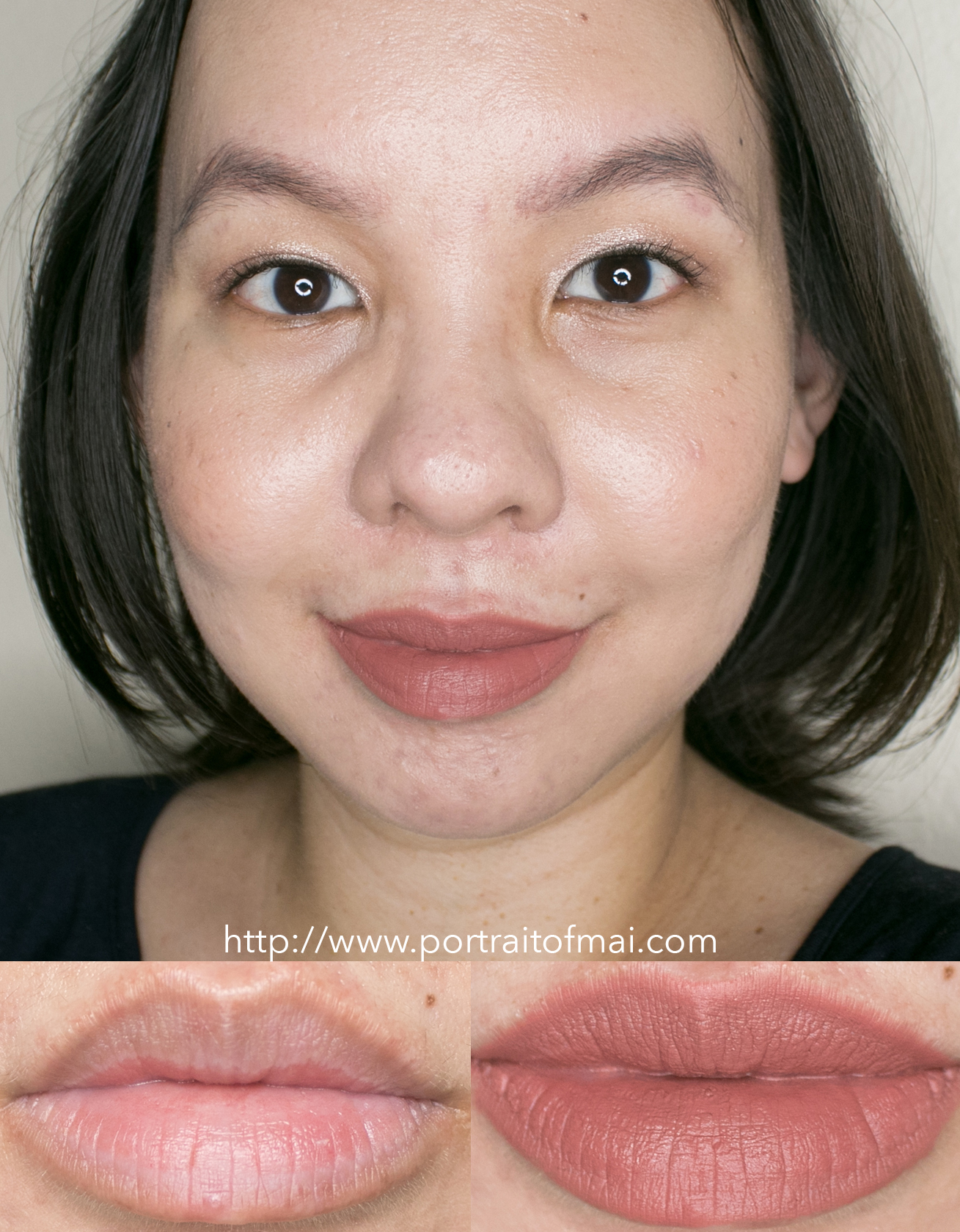 Lisa Eldridge Velvet Muse True Velvet Lipstick Swatch