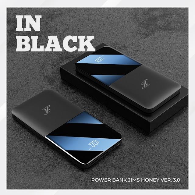 JimsHoney Power Bank 10000 mAh Versi 3.0