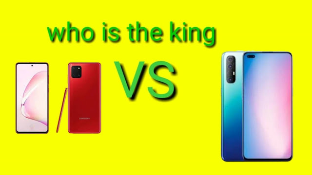 Samsung Note 10 Lite and Oppo Reno 3 Pro which one is the king?