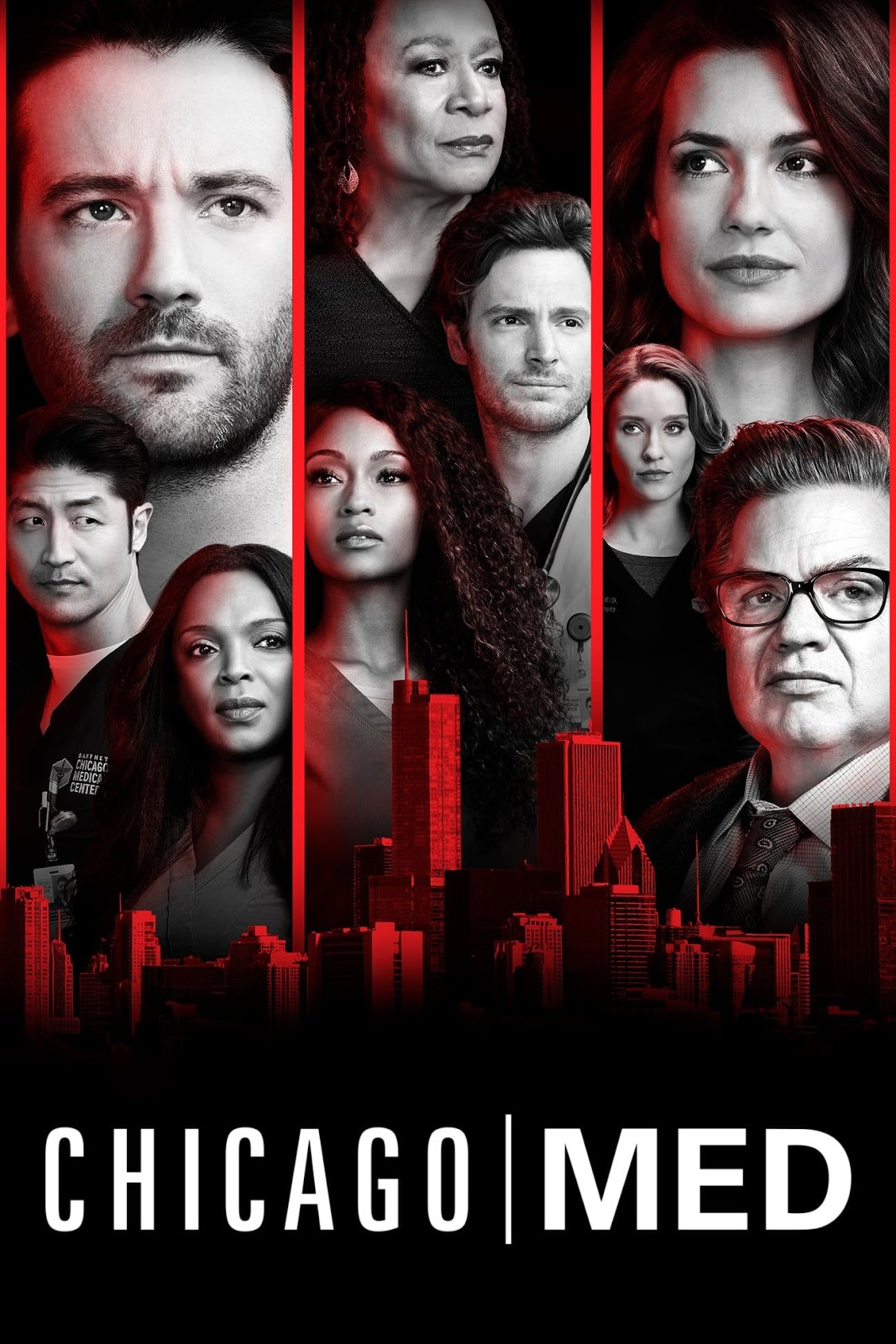 Chicago Med Temporada 4 Latino 720p
