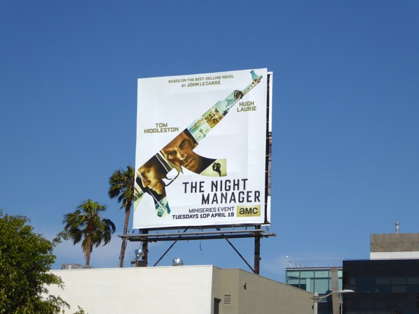 Night Manager billboard