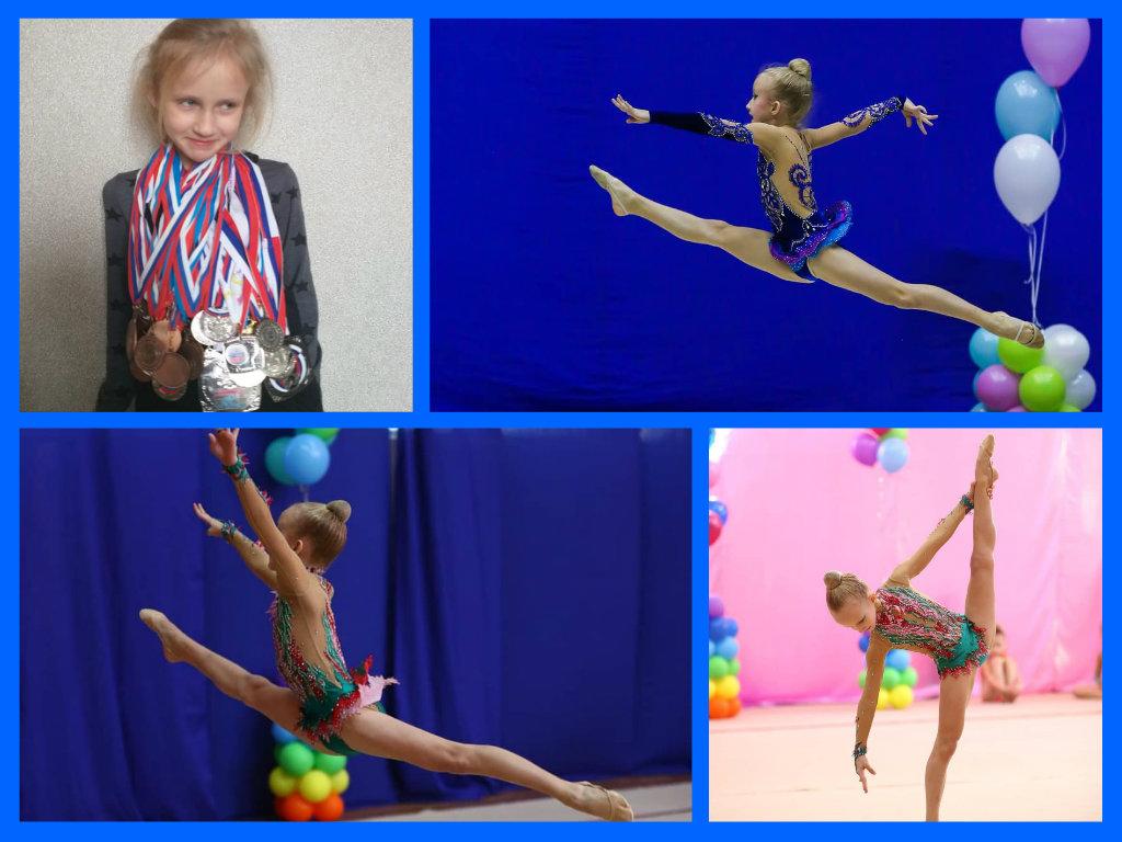 Два плюс два: Наши увлечения: художественная гимнастика