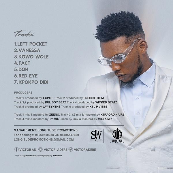 Victor AD – Kowo Wole (Prod. KulBoy Beat)