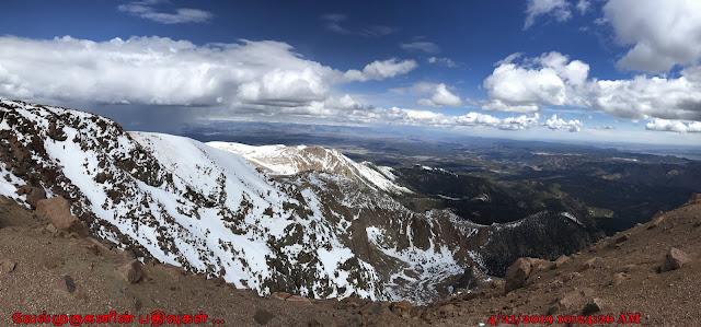 Pikes Peak Summit - America's Mountain
