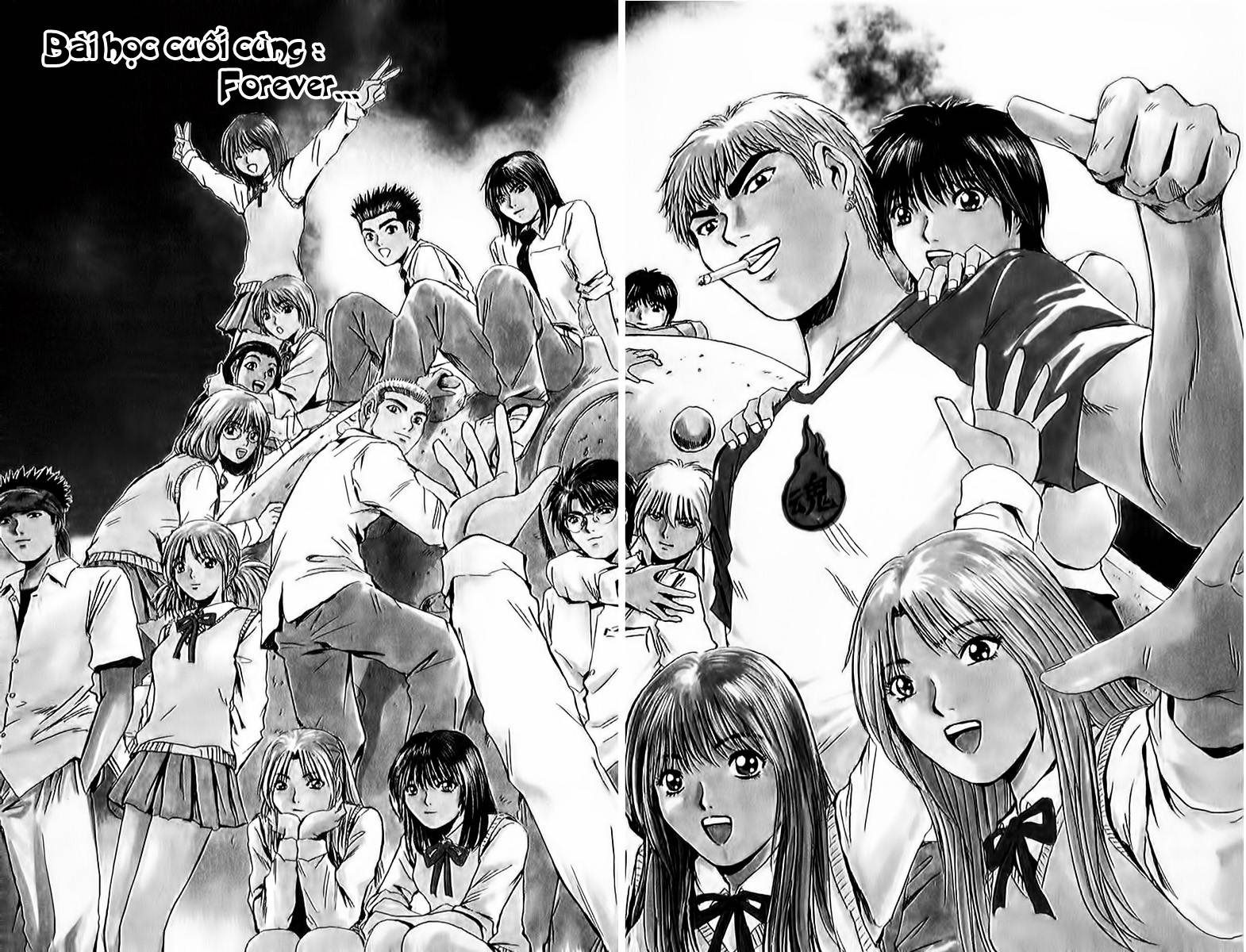 Great Teacher Onizuka Chap 200 . Next Chap 201