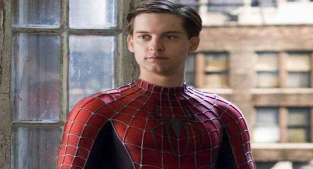 What is the name of the Protagonist in the Spider Man movies?