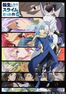 الحلقة  10  من انمي Tensei shitara Slime Datta Ken 2nd Season مترجم بعدة جودات