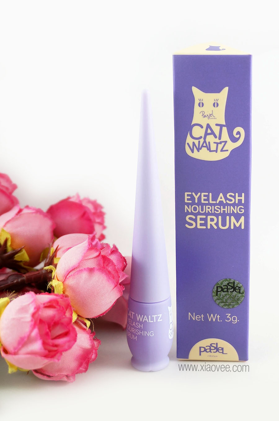 Pasjel Catwaltz Eyelash Nourishing Serum Review, Pasjel Cat Waltz Eyelash, Thailand Eyelash Serum