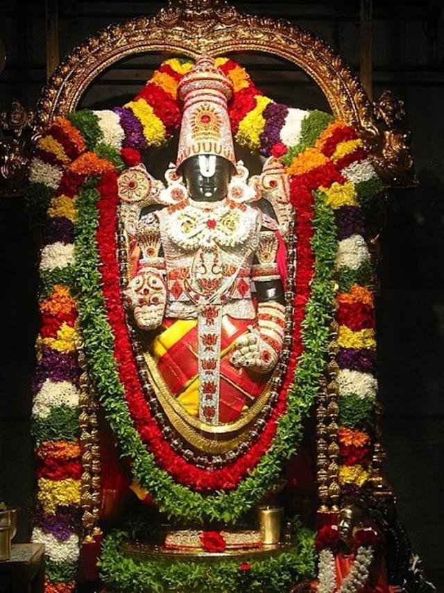 best time to visit tirupati - places to visit in tirupati