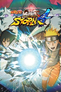 Jogo Naruto Shippuden: Ultimate Ninja Storm 4 [Xbox One]