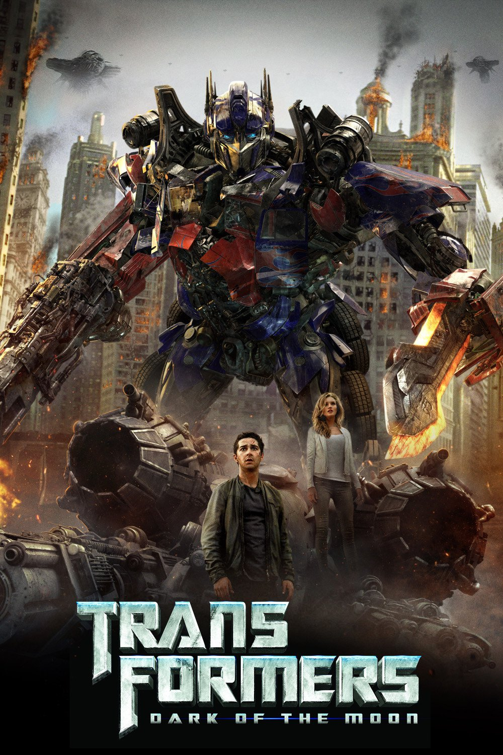 TRANSFORMERS 3 DARK OF THE MOON (2011) TAMIL DUBBED HD