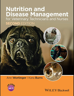 Nutrition and Disease Management for Veterinary Technicians and Nursesm 2nd Edition