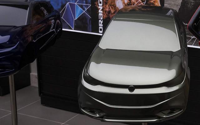 Novo Fiat Argo SUV 2021