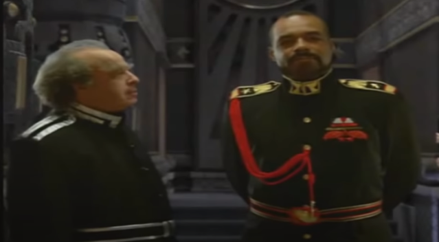 Screenshot of Duke Atreides from Emperor: Battle for Dune