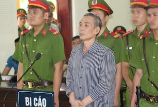 20 năm tù giam cho Lê Đình Lượng