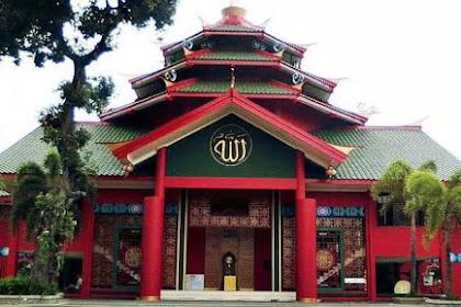 5 Rekomendasi Wisata Religi di Kota Palembang