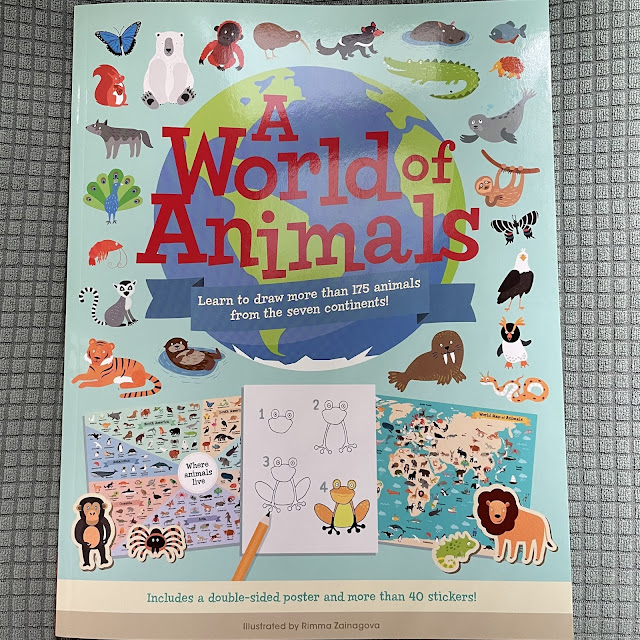 world of animals book