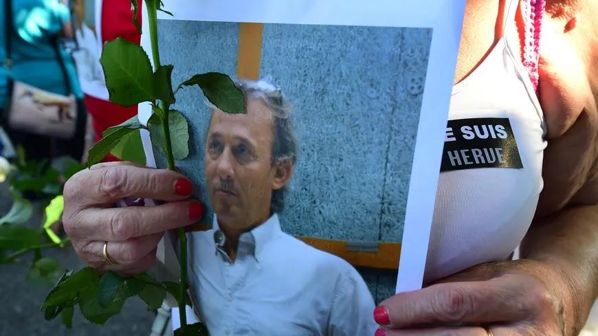 """Attentat de Conflans : la colère de Didier Cornara, frère d'Hervé Cornara décapité en 2015 par Yassin Salhi """"On a oublié mon frère... ils n'ont rien fait"""""""